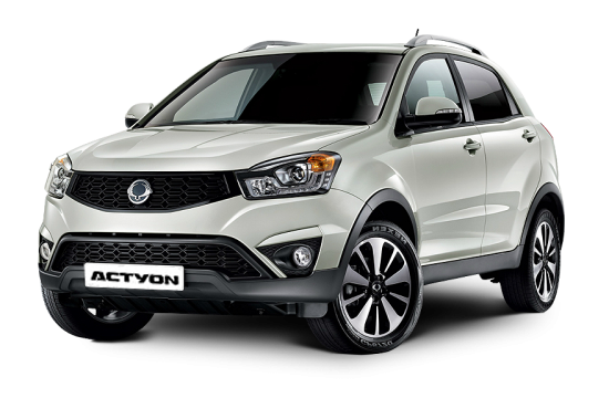 фото SsangYong Actyon New