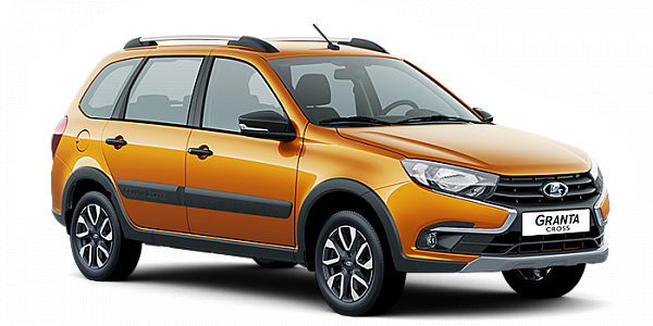 фото Lada Granta Cross NEW