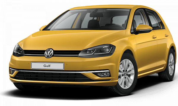 фото Volkswagen Golf NEW