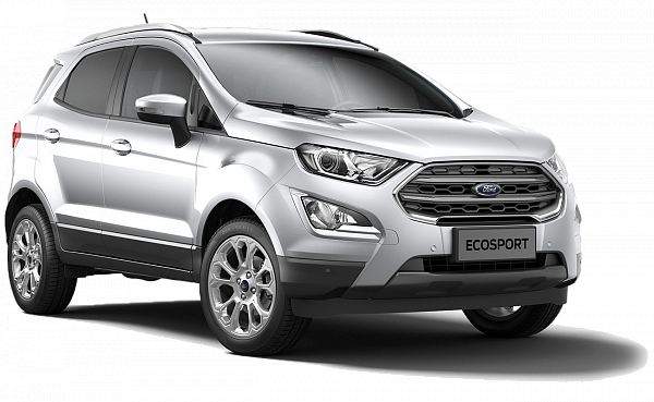 фото Ford EcoSport New
